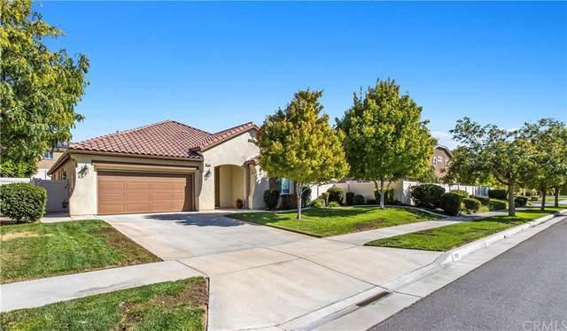 1558 Margit Street, Redlands, CA 92374 (#EV21225405) :: Necol Realty Group