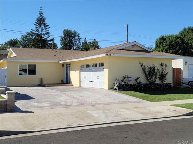 1835 Bardale Avenue, San Pedro, CA 90731 (#AR21228326) :: The M&M Team Realty