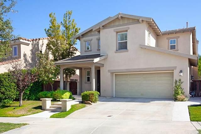 2274 Trellis Street, Chula Vista, CA 91915 (#PTP2107248) :: Blake Cory Home Selling Team