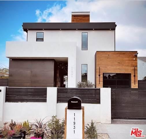 11931 Aneta Street, Culver City, CA 90230 (#21795600) :: Blake Cory Home Selling Team