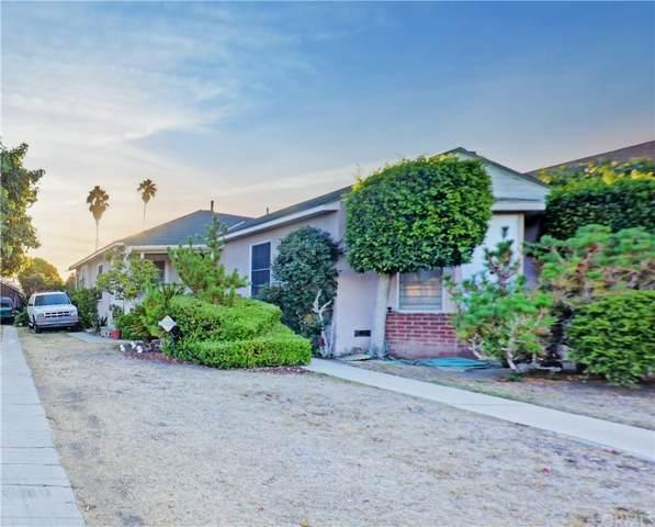 3532 7th Avenue, Los Angeles (City), CA 90018 (#DW21227817) :: The M&M Team Realty