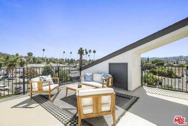 2341 Ridgeview Avenue, Los Angeles (City), CA 90041 (#21795570) :: Blake Cory Home Selling Team