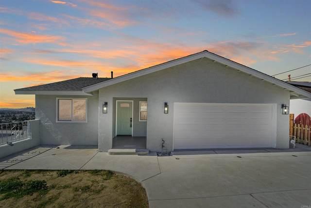 1214 La Mesa Avenue, Spring Valley, CA 91977 (#PTP2107249) :: Blake Cory Home Selling Team