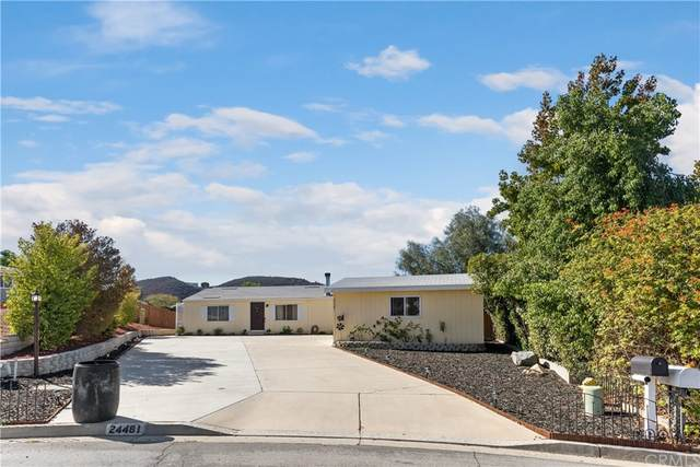 24481 Woodshed Way, Wildomar, CA 92595 (#SW21228942) :: Cochren Realty Team | KW the Lakes