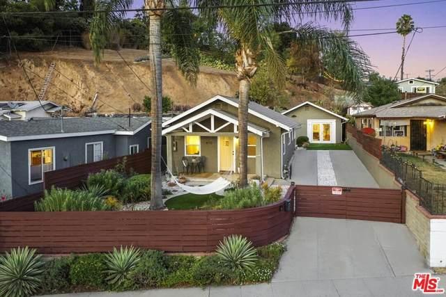 810 N Avenue 51, Los Angeles (City), CA 90042 (#21795100) :: Necol Realty Group