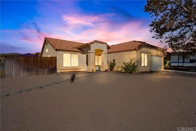 1209 Oakwood Lane, Rosamond, CA 93560 (#SR21229049) :: The Laffins Real Estate Team