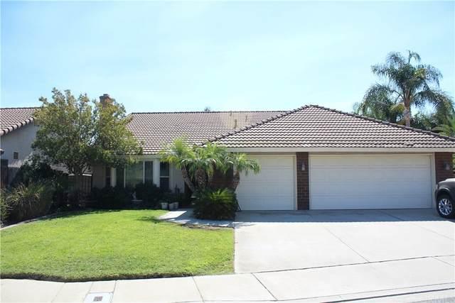 12437 Silk Oak Court, Rancho Cucamonga, CA 91739 (#CV21229052) :: RE/MAX Empire Properties