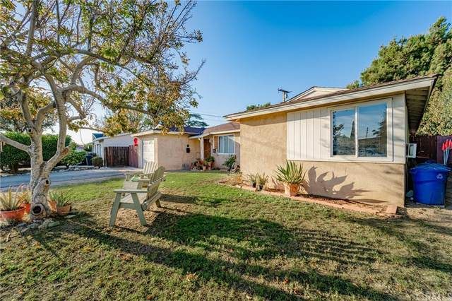 1027 W Louisa Avenue, West Covina, CA 91790 (#DW21228290) :: Necol Realty Group