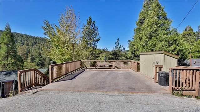 790 Berne Drive, Crestline, CA 92325 (#EV21224052) :: A|G Amaya Group Real Estate
