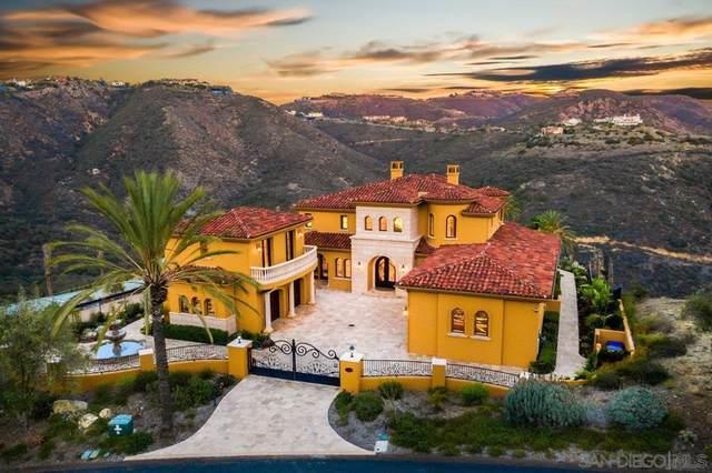 8042 La Milla, Rancho Santa Fe, CA 92067 (#210028992) :: RE/MAX Empire Properties