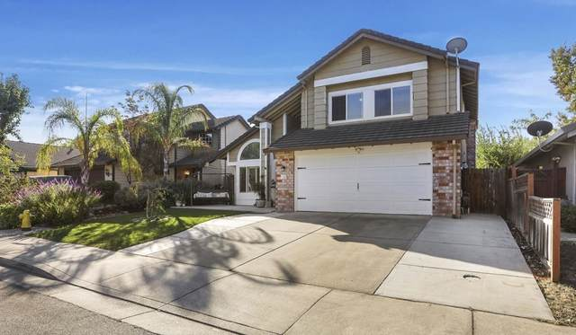 132 Edward Court, Tracy, CA 95376 (#ML81866984) :: RE/MAX Masters
