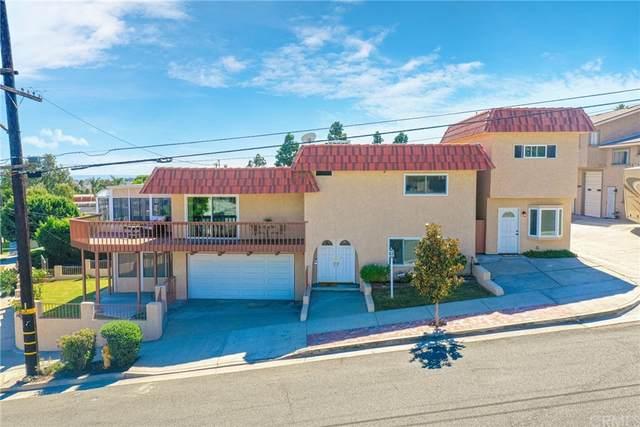 205 S La Alameda Avenue, San Pedro, CA 90731 (#SB21221461) :: RE/MAX Empire Properties