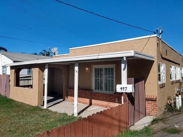 497 D St., Chula Vista, CA 91910 (#210028994) :: The M&M Team Realty