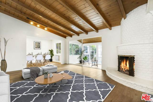 16644 Nordhoff Street, North Hills, CA 91343 (#21795230) :: Necol Realty Group