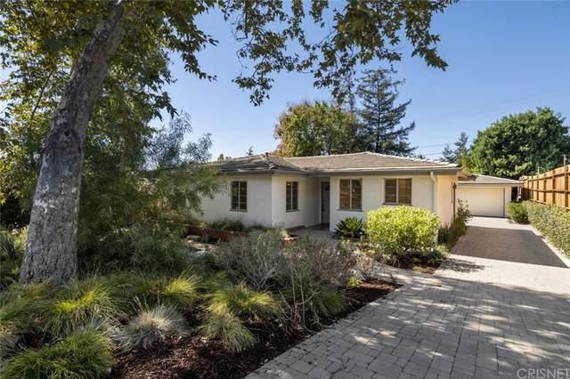 411 Crestvale Drive, Sierra Madre, CA 91024 (#SR21229113) :: The Parsons Team