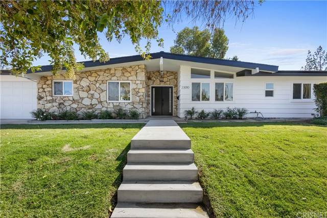 23010 Brenford Street, Woodland Hills, CA 91364 (#SR21229109) :: Blake Cory Home Selling Team