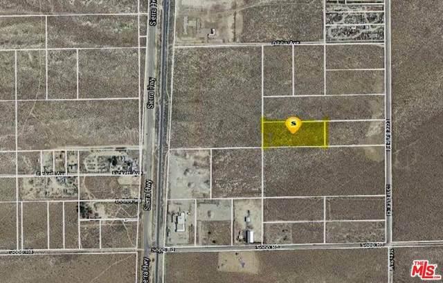 0 0, Mojave, CA 93501 (#21795308) :: The Laffins Real Estate Team