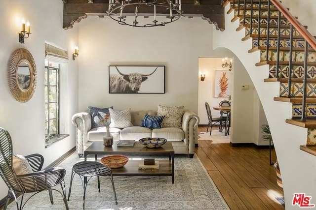 1834 Grace Avenue, Hollywood, CA 90028 (#21795410) :: CENTURY 21 Jordan-Link & Co.