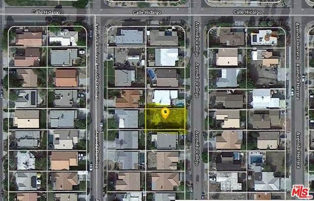 0 Avenida Vallejo, La Quinta, CA 92253 (MLS #21795288) :: Desert Area Homes For Sale