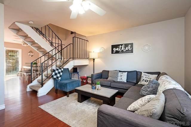 1204 Denver Ln B, El Cajon, CA 92021 (#210029002) :: Blake Cory Home Selling Team