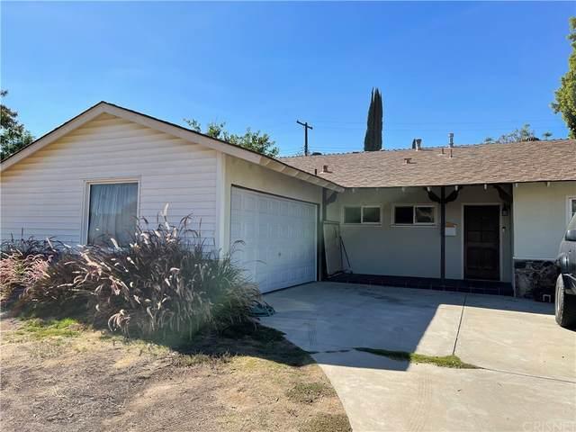 6607 Farralone Avenue, Woodland Hills, CA 91303 (#SR21229170) :: Blake Cory Home Selling Team
