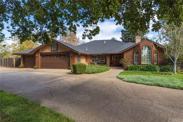 4478 Garden Brook Drive, Chico, CA 95973 (#SN21228589) :: The Laffins Real Estate Team