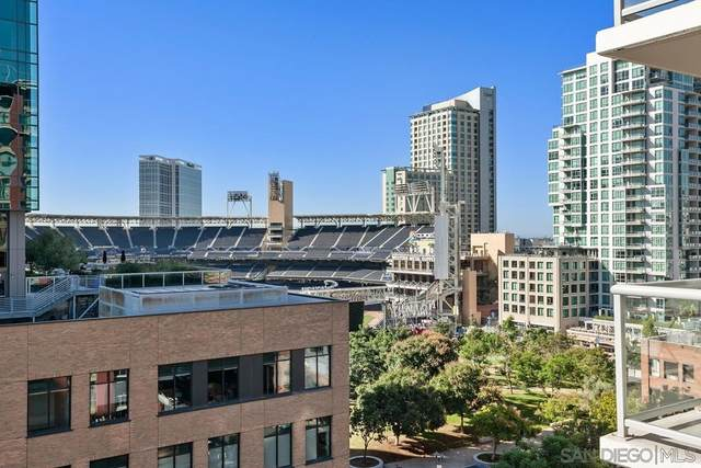 427 9th Ave #801, San Diego, CA 92101 (#210029004) :: RE/MAX Empire Properties