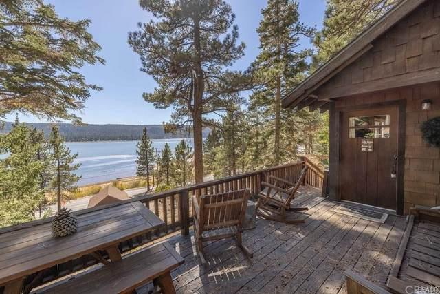 319 Big Bear Trail, Fawnskin, CA 92333 (#PW21229072) :: Robyn Icenhower & Associates