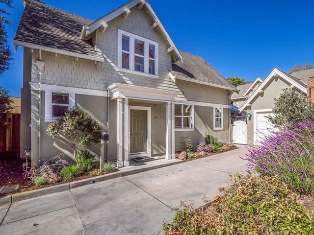 210 Roosevelt Terrace, Santa Cruz, CA 95060 (#ML81866999) :: Team Forss Realty Group
