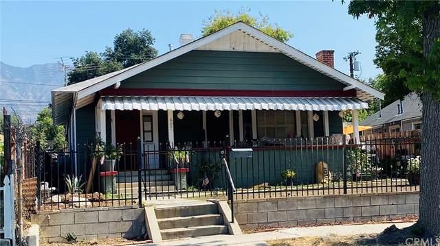 607 E Lemon Avenue, Monrovia, CA 91016 (#AR21229200) :: Zutila, Inc.