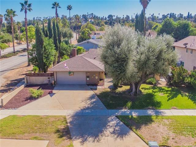 430 E Palm Avenue, Redlands, CA 92373 (#IV21229215) :: McKee Real Estate Group Powered By Realty Masters & Associates