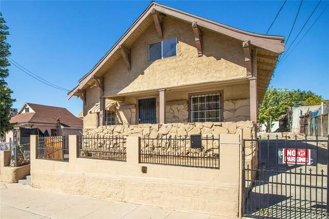 425 Cornwell Street, Los Angeles (City), CA 90033 (#IV21228846) :: Realty ONE Group Empire
