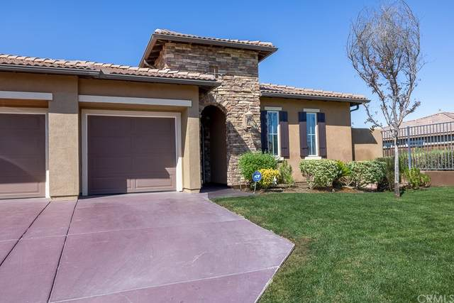 3672 Monolith, Perris, CA 92570 (#PW21229220) :: McKee Real Estate Group Powered By Realty Masters & Associates