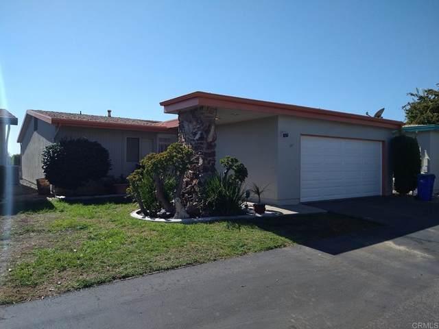 3808 Vista Campana S #37, Oceanside, CA 92057 (#NDP2111790) :: Blake Cory Home Selling Team