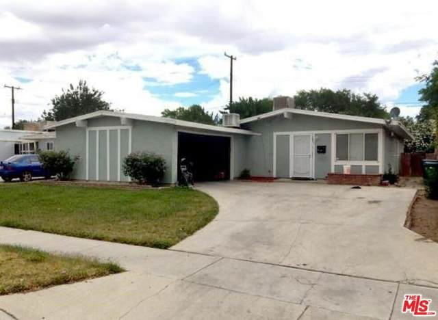 1022 W Avenue H5, Lancaster, CA 93534 (#21795262) :: The M&M Team Realty