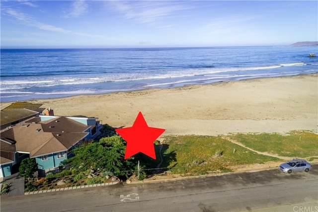0 Studio Drive, Cayucos, CA 93430 (#SC21229157) :: The Laffins Real Estate Team