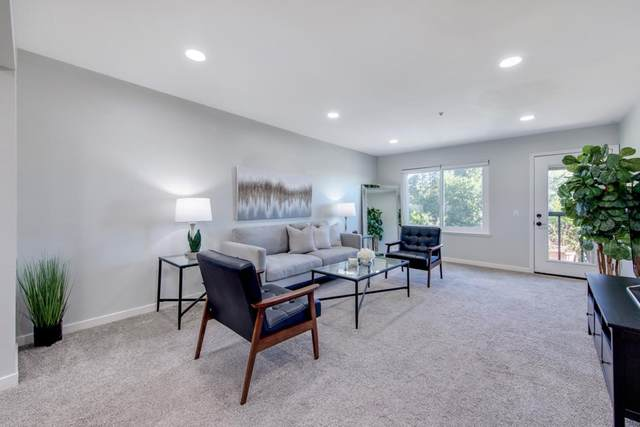 4008 Farm Hill Boulevard #303, Redwood City, CA 94061 (#ML81867016) :: RE/MAX Empire Properties