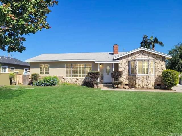 10915 Loch Lomond Drive, Whittier, CA 90606 (#CV21229264) :: Blake Cory Home Selling Team