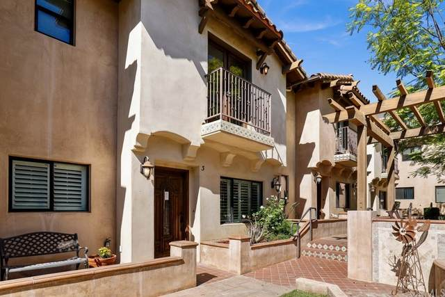 2449 Oswego Street #3, Pasadena, CA 91107 (MLS #PF21227056) :: ERA CARLILE Realty Group