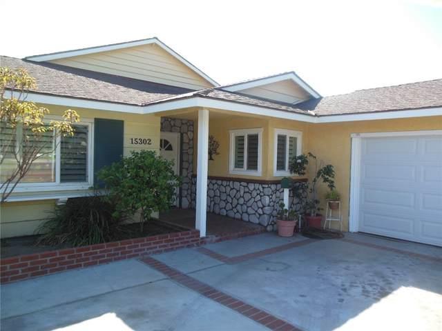 15302 Cheshire Street, La Mirada, CA 90638 (#PW21229252) :: Necol Realty Group