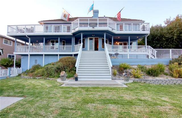 1003 Acorn Drive, Arroyo Grande, CA 93420 (#PI21229083) :: The Laffins Real Estate Team