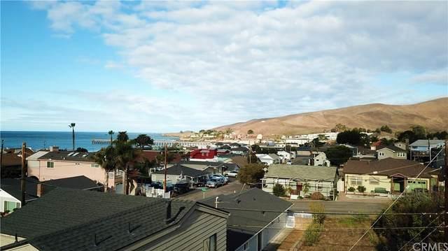 159 H Street, Cayucos, CA 93430 (#PI21228184) :: The Laffins Real Estate Team