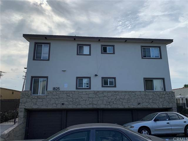 1825 Chestnut Avenue, Long Beach, CA 90806 (#PW21229296) :: Realty ONE Group Empire