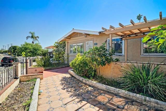 1801 Fort Stockton Dr., San Diego, CA 92103 (#210029016) :: Necol Realty Group