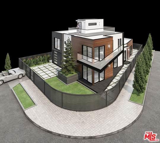 11853 Weir Street, Culver City, CA 90230 (#21795492) :: Blake Cory Home Selling Team