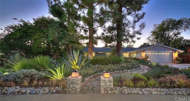 2173 La Sierra Way, Claremont, CA 91711 (#CV21227977) :: Blake Cory Home Selling Team