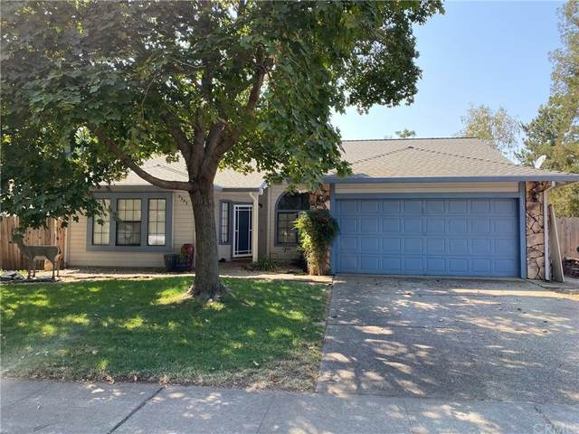 2323 Ritchie Circle, Chico, CA 95926 (#SW21228450) :: The Laffins Real Estate Team