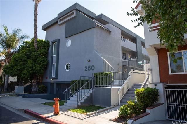 250 W Spazier Avenue #203, Burbank, CA 91502 (#BB21229232) :: The Parsons Team