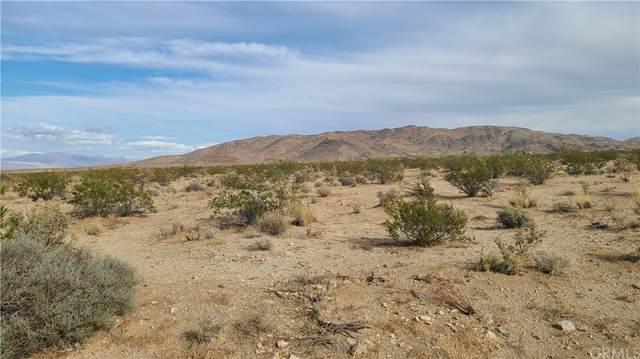 7 Utah Trail, 29 Palms, CA 92277 (#JT21229334) :: The M&M Team Realty