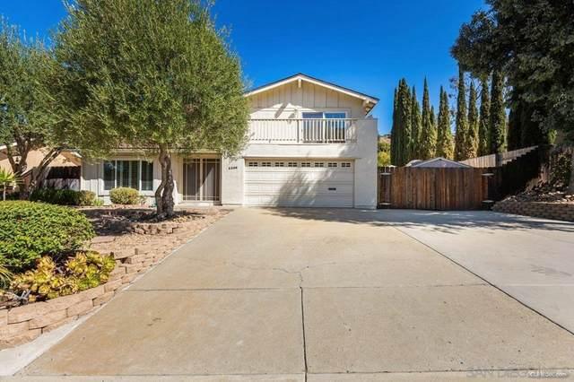 2356 Grafton St, El Cajon, CA 92020 (#210029019) :: Blake Cory Home Selling Team